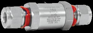 SUPERLOK compression check valves