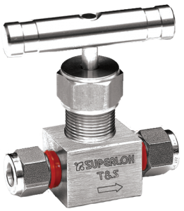 superlok needle valves