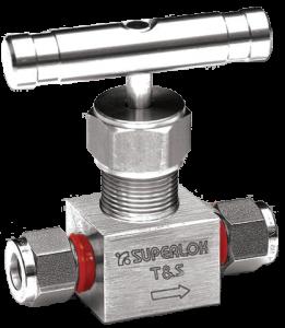 superlok-needle-valve